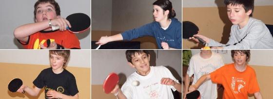 Giovani atleti del Dinamis